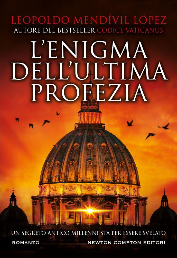 L'enigma dell'ultima profezia Book Cover