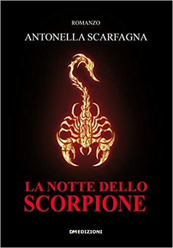 La notte dello scorpione Book Cover