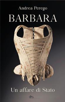 Barbara. Un affare di stato Book Cover