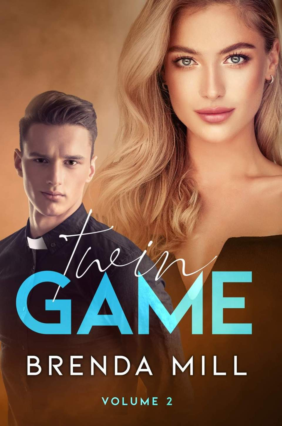 Twin Game, Quando la fede non basta Book Cover