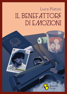 Il benefattore di emozioni Book Cover