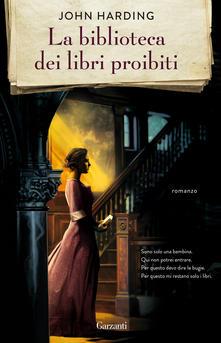 La biblioteca dei libri proibiti Book Cover