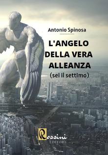 L'angelo della vera alleanza. Vol. 1 Book Cover
