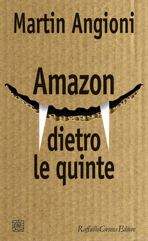 Amazon dietro le quinte Book Cover