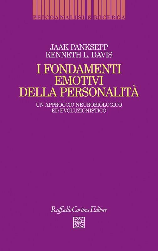 I fondamenti emotivi della personalità Book Cover