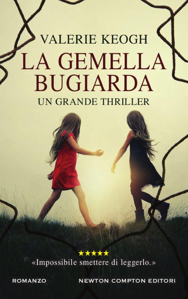 La gemella bugiarda Book Cover