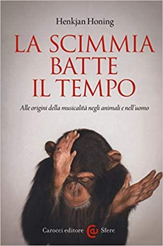 La scimmia batte il tempo Book Cover