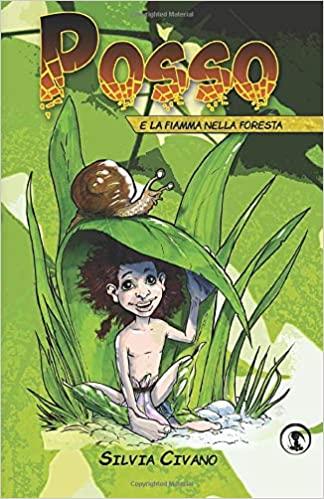 Posso e la Fiamma nella foresta Book Cover