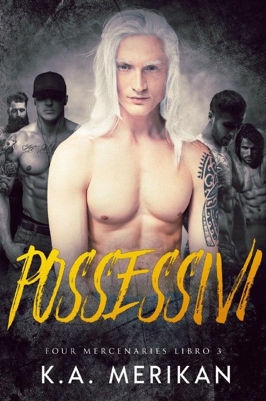 Possessivi Book Cover