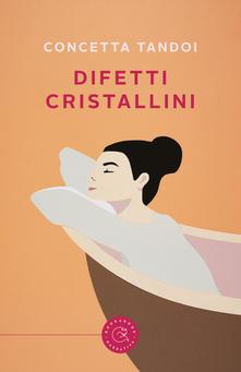 Difetti cristallini Book Cover