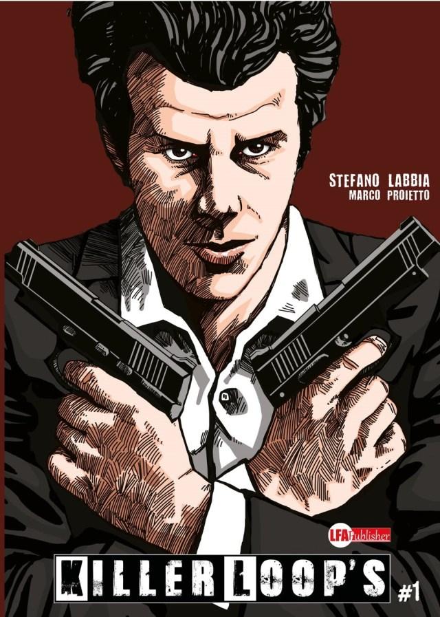 Killer Loop'S Book Cover