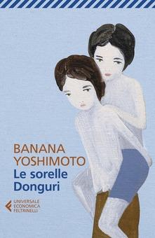 Le sorelle Donguri Book Cover