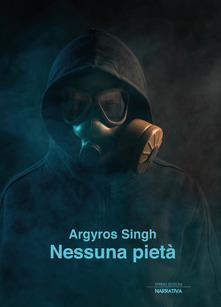 Nessuna Pietà Book Cover