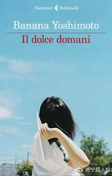 Il dolce domani Book Cover