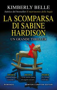 La scomparsa di Sabine Hardison Book Cover