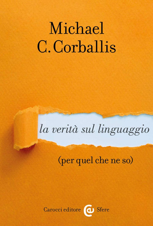 La verità sul linguaggio Book Cover