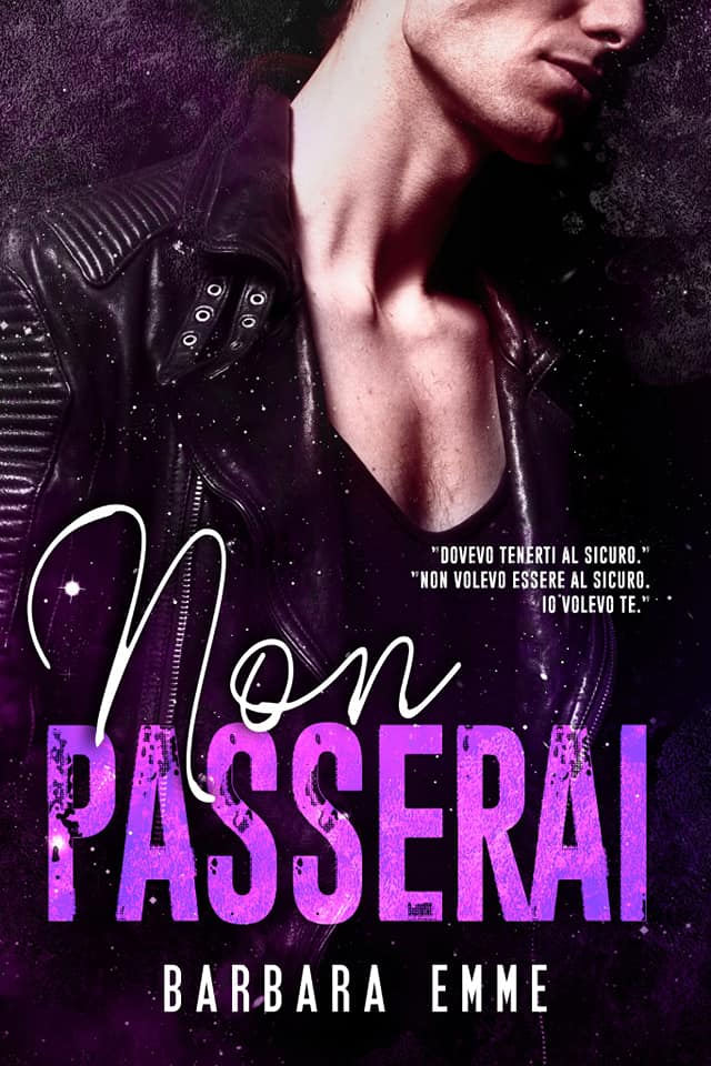 Non passerai Book Cover