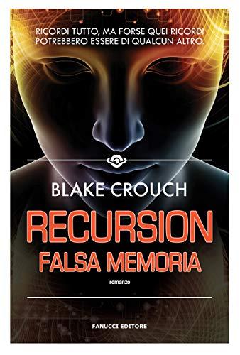 Recursion-Falsa memoria Book Cover