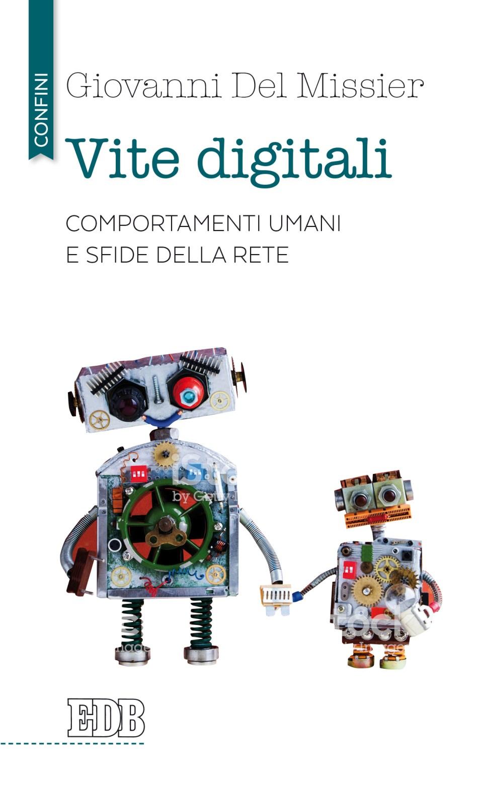 Vite digitali Book Cover