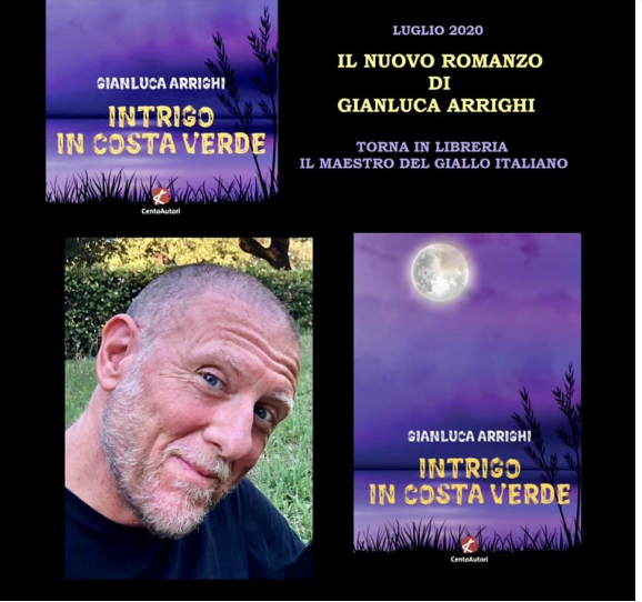 Intrigo in Costa Verde Book Cover