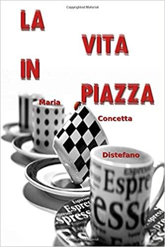 La vita in piazza Book Cover
