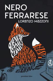 Nero Ferrarese Book Cover