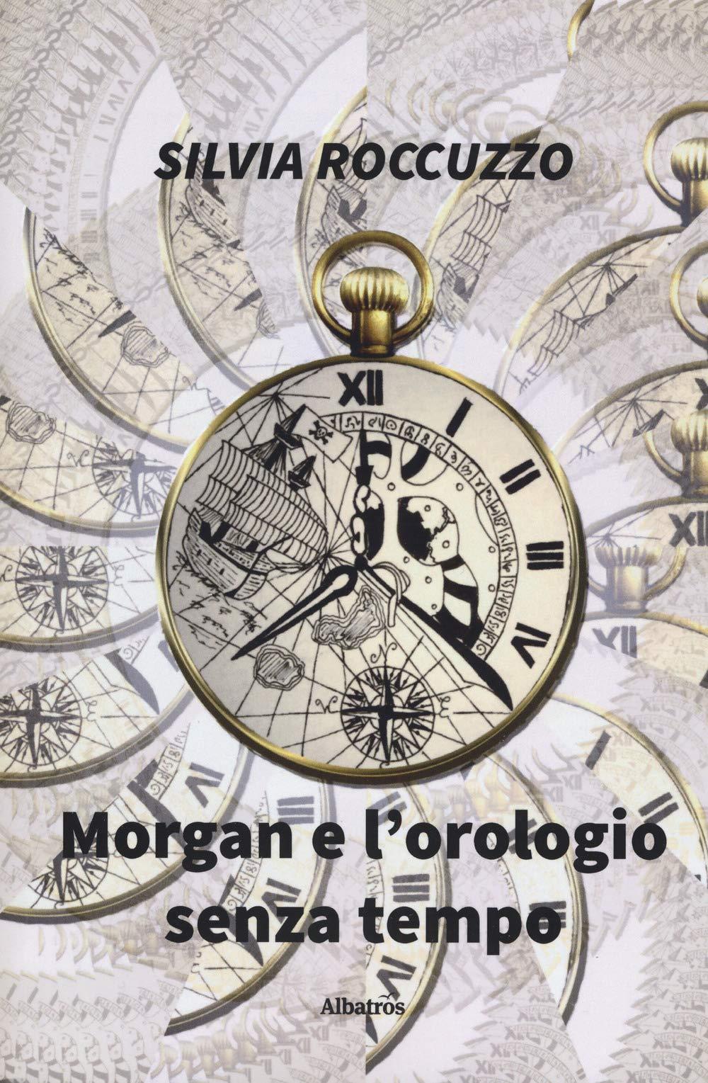 Morgan e l'orologio senza tempo Book Cover