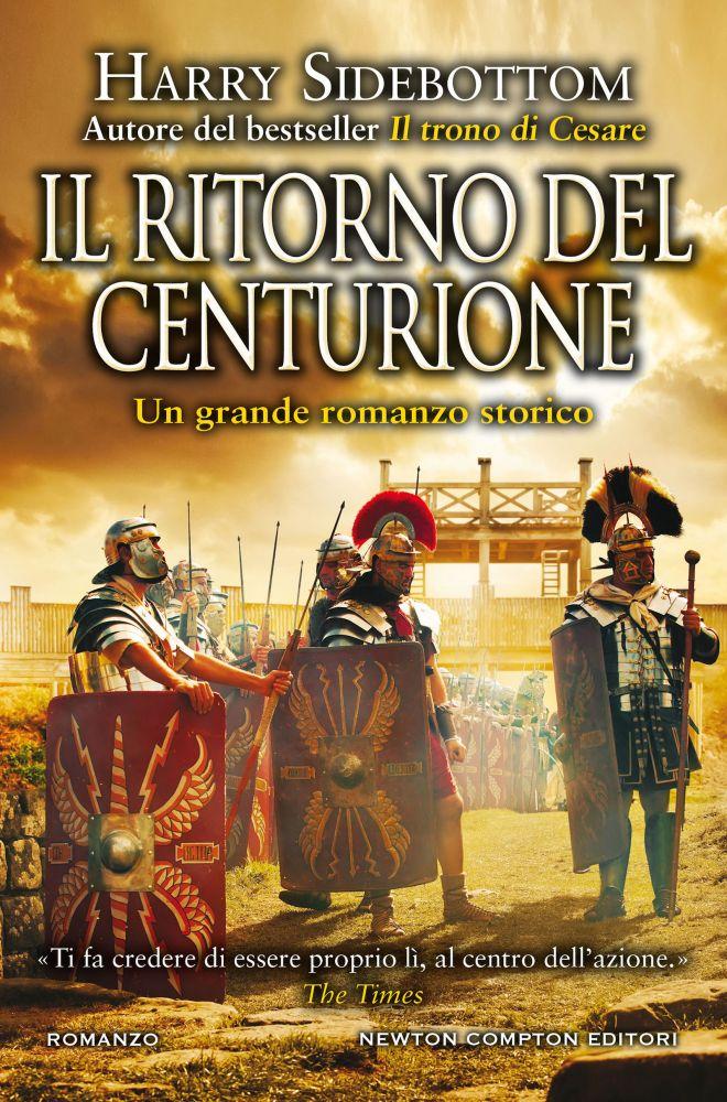 Il ritorno del centurione Book Cover