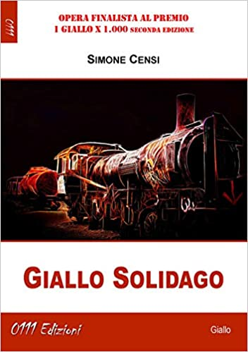 Giallo Solidago Book Cover