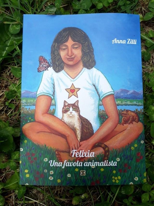 Felixia. Una favola animalista Book Cover
