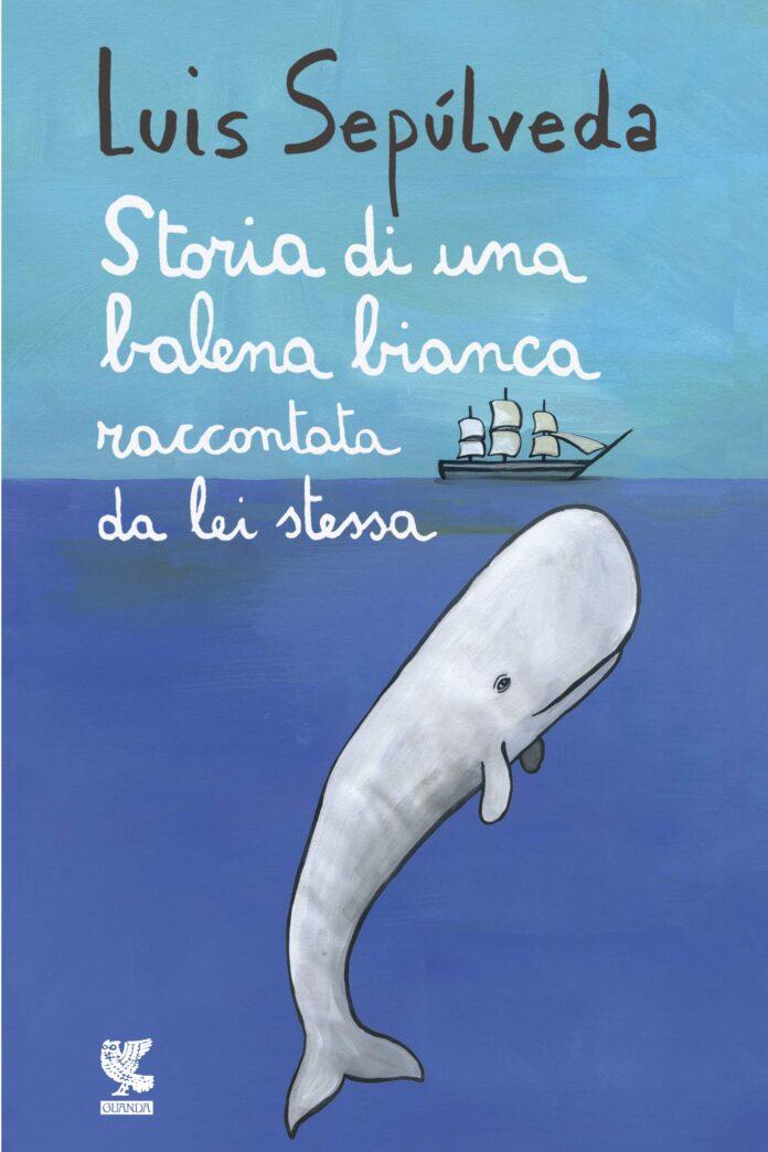 Storia di una balena bianca raccontata da lei stessa Book Cover