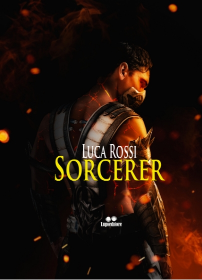Sorcerer Book Cover