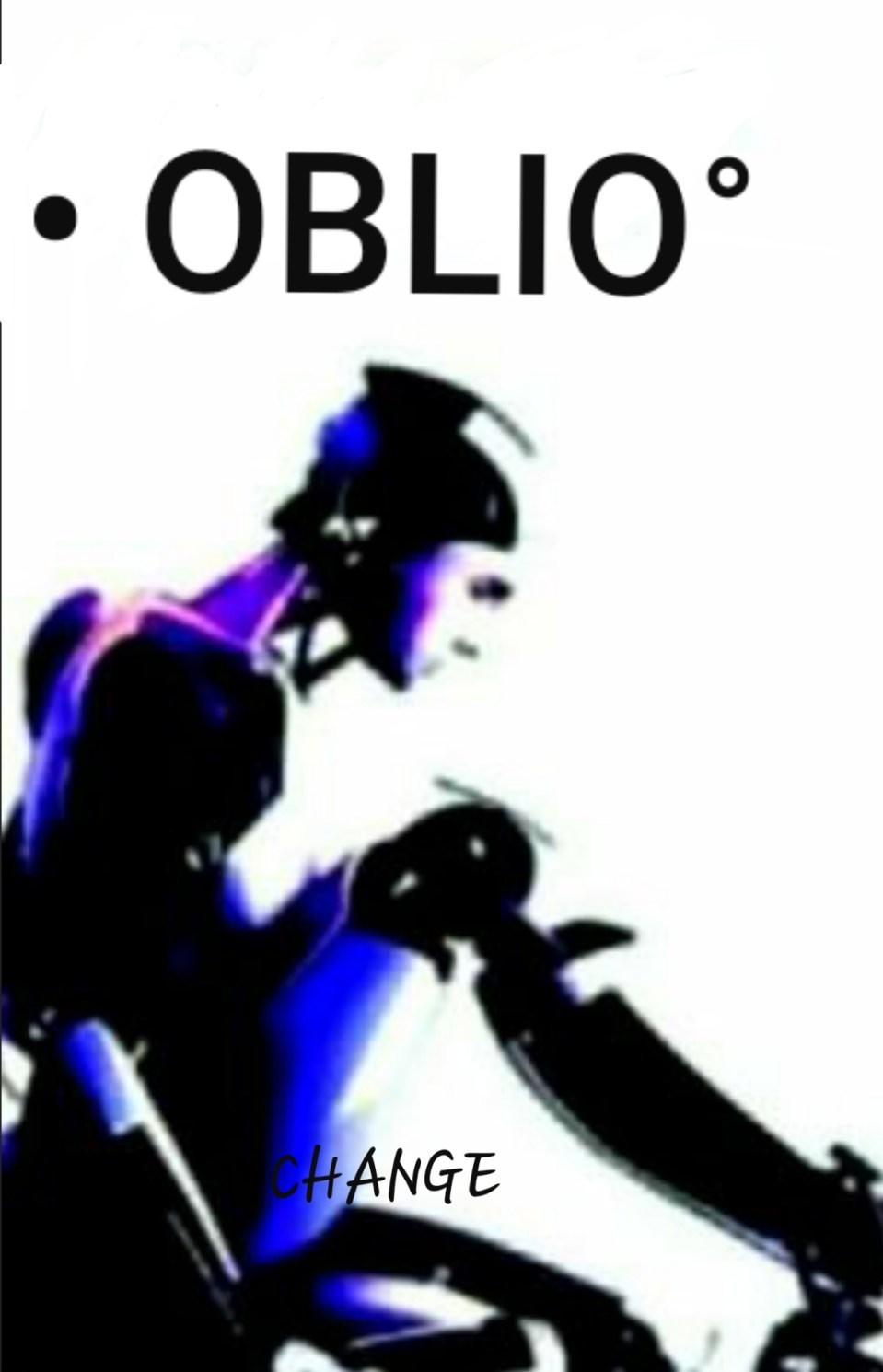 Oblio Book Cover