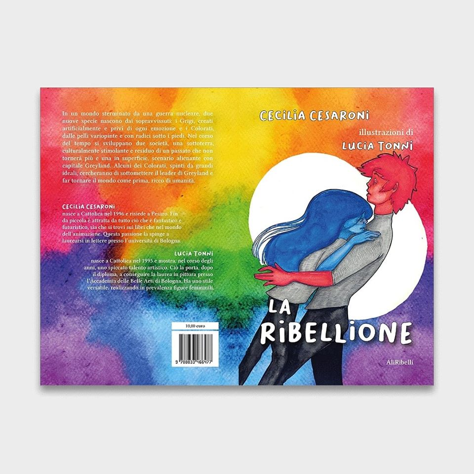 La Ribellione Book Cover