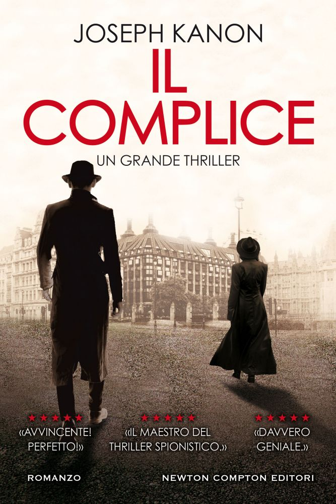 Il complice Book Cover