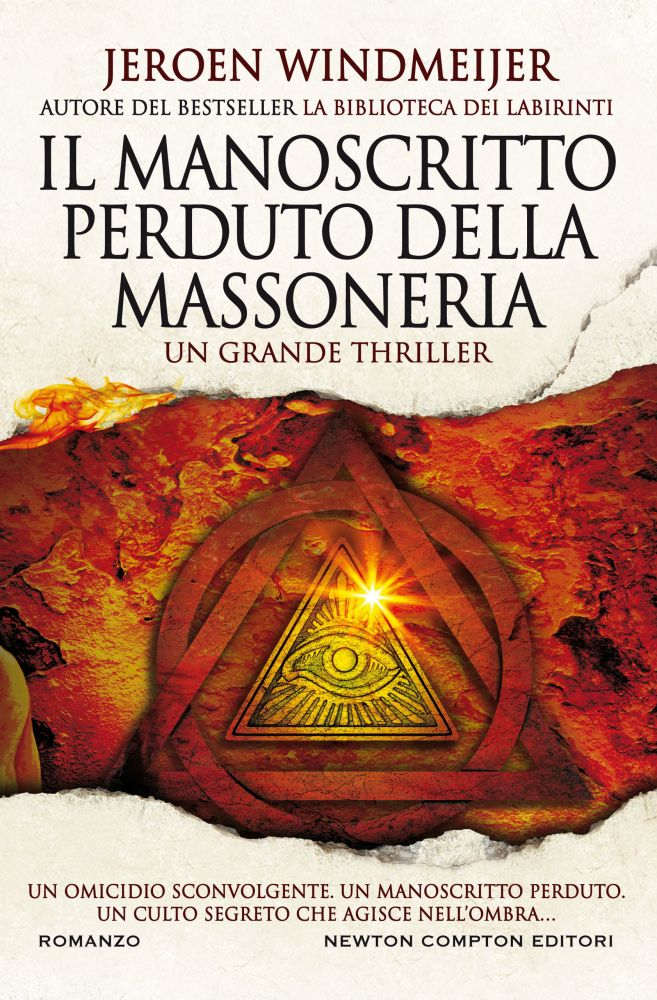 Il manoscritto perduto della Massoneria Book Cover