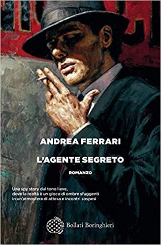 L'Agente Segreto Book Cover