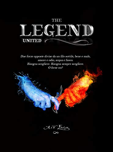 The legend- United Book Cover