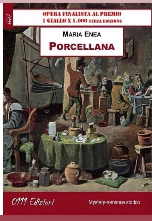 Porcellana Book Cover