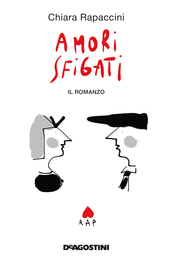 Amori Sfigati Book Cover