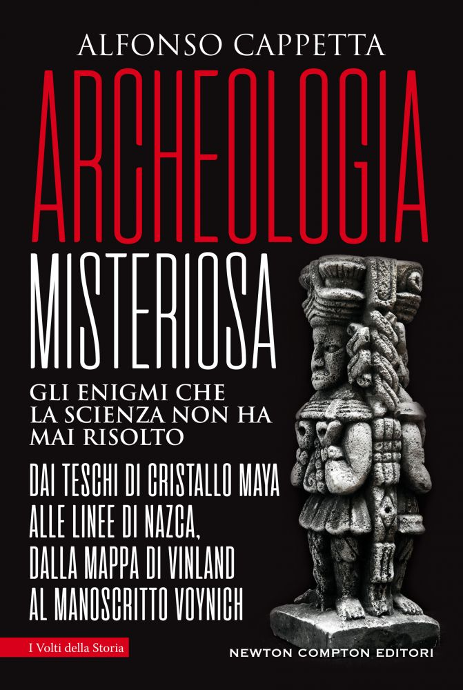 Archeologia Misteriosa Book Cover