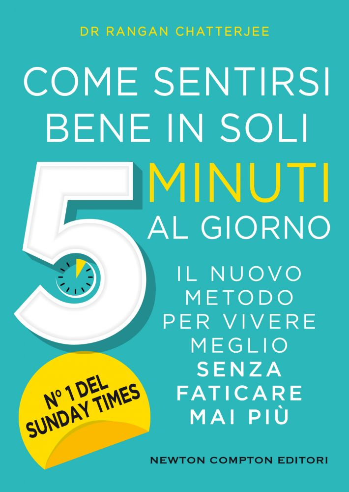 Come sentirsi bene in soli 5 minuti al giorno Book Cover