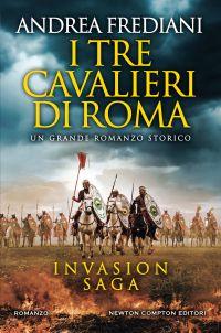 I tre cavalieri di Roma Book Cover