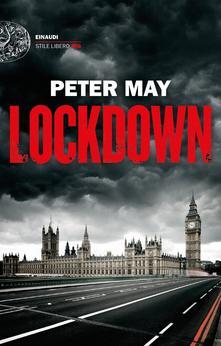 Lockdown Book Cover