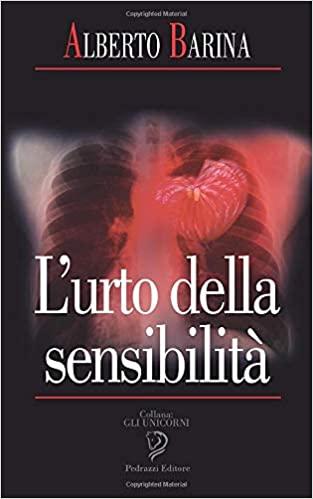 L'urto della sensibilità Book Cover
