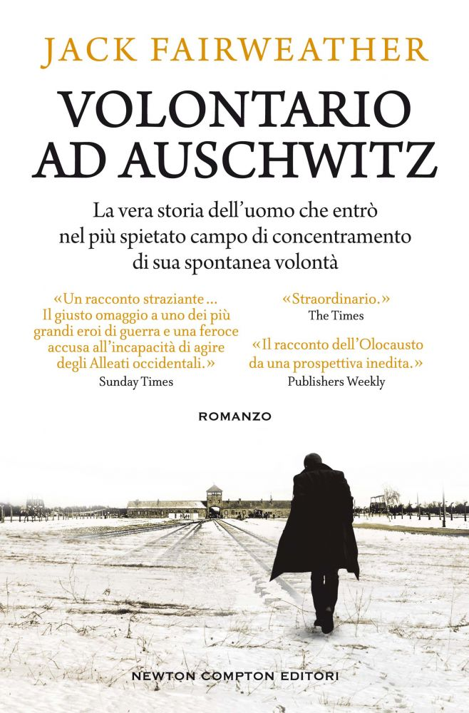 Volontario ad Auschwitz Book Cover