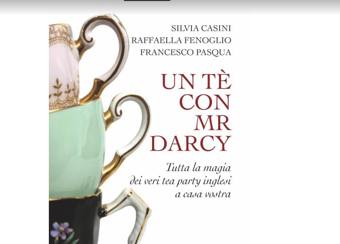 Un tè con Mr. Darcy Book Cover