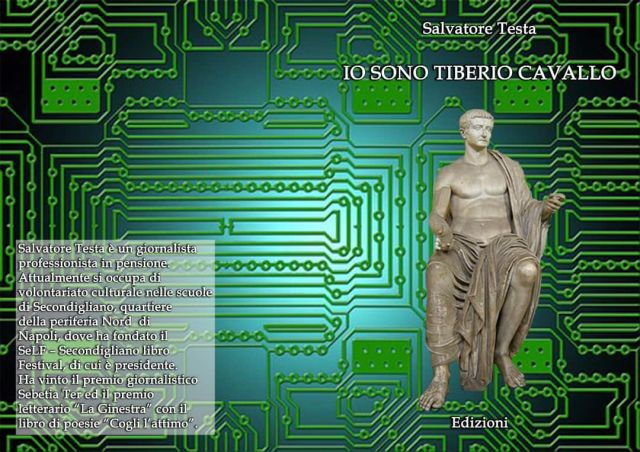 Io sono Tiberio Cavallo Book Cover