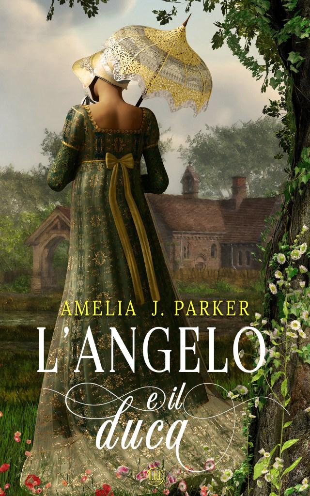L'Angelo e il Duca Book Cover