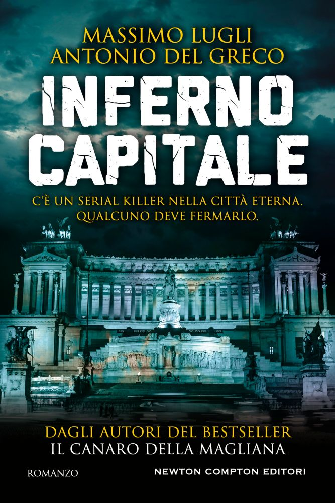 Inferno Capitale Book Cover